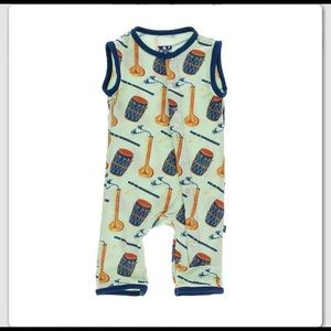 New with tags! KicKee Pants romper